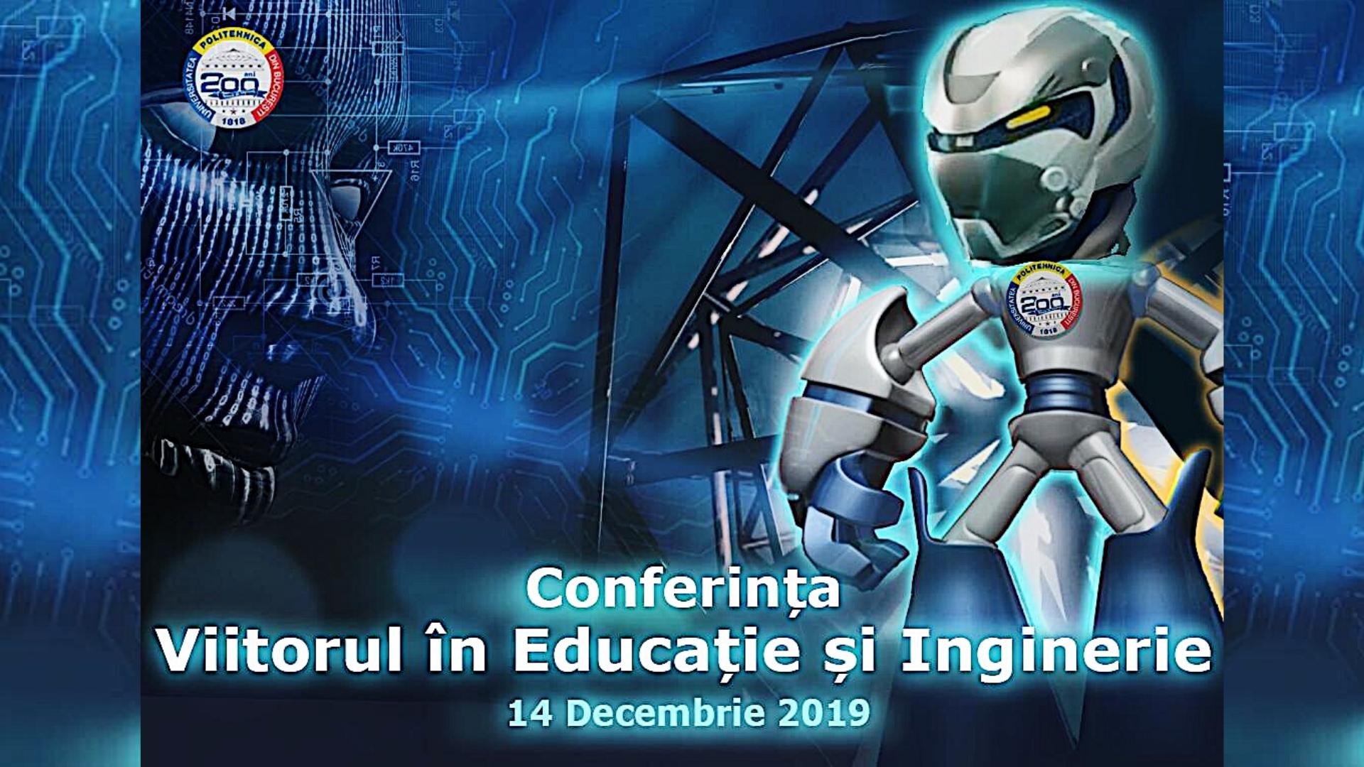 Conferința UPB – Viitorul în Educație și Inginerie