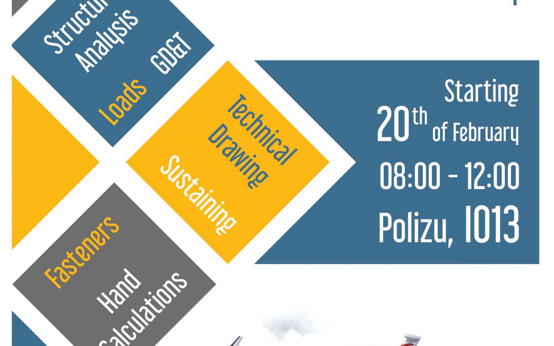 Fokker Academy 2020 – Facultatea de Inginerie Aerospațială
