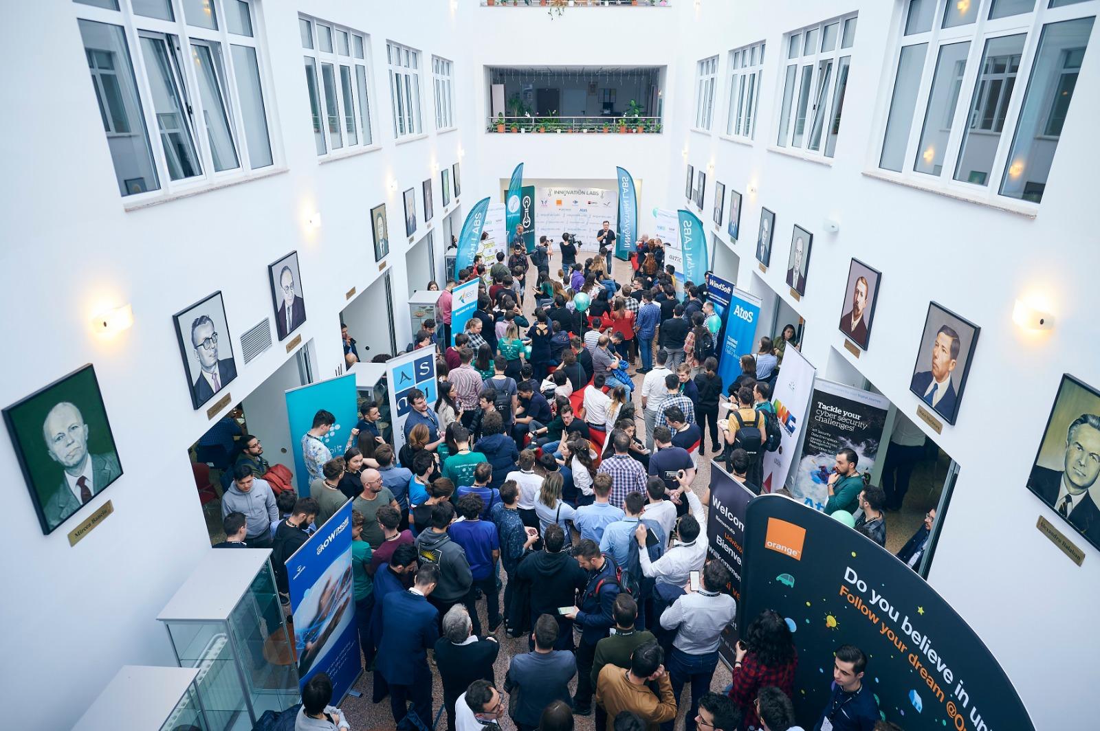 Innovation Labs 2020 Hackathon