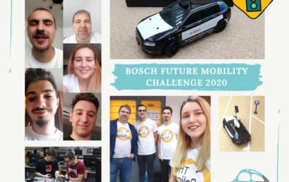 Echipa The Pelicans premiată în concursul online Bosch Future Mobility Challenge 2020