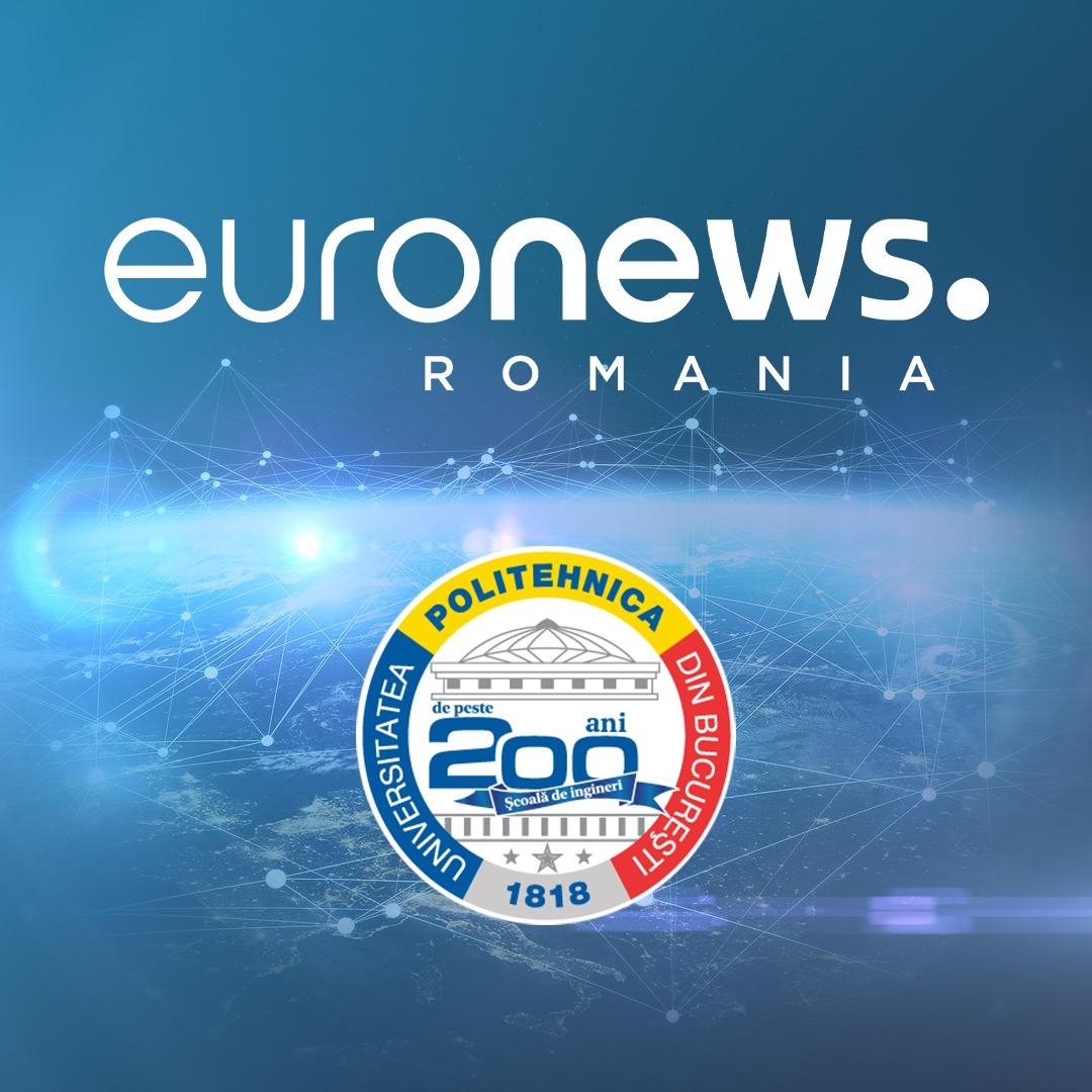 LANSARE EURONEWS ROMANIA