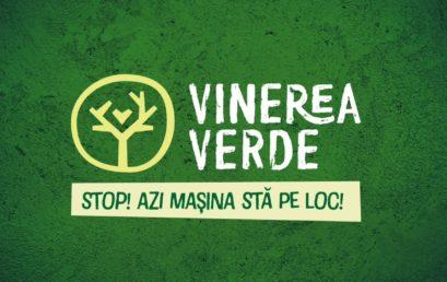 """Ministerul Mediului lansează """"Vinerea Verde"""", o campanie de încurajare a utilizării transportului alternativ"""